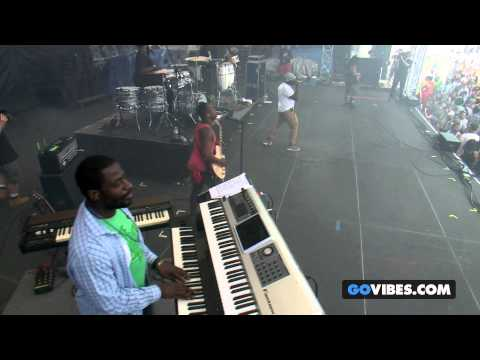 "The Roots perform ""Proceed"" at Gathering of the Vibes Music Festival 2013"