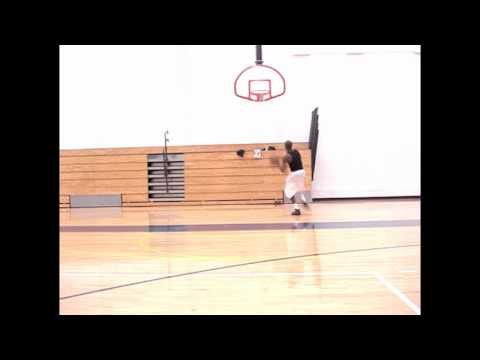 Dre Baldwin: In & Out Move Back Thru Dunks Pt. 1 | Dwyane Wade Derrick Rose Highlights Crossover