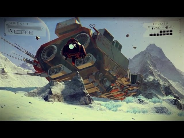 What is No Man's Sky?
