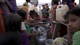 يونيسيف تحذر من خطورة وضع مئات الآلاف من أطفال الروهينجا المسلمين