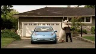 Nissan LEAF Polar Bear TV Commercial by Windsor Nissan New Jersey