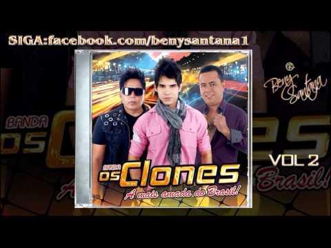 OS CLONES VOL 2 CD COMPLETO