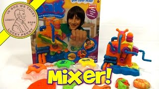Nickelodeon GAK Color Mixer Play Set Yakkity Yellow