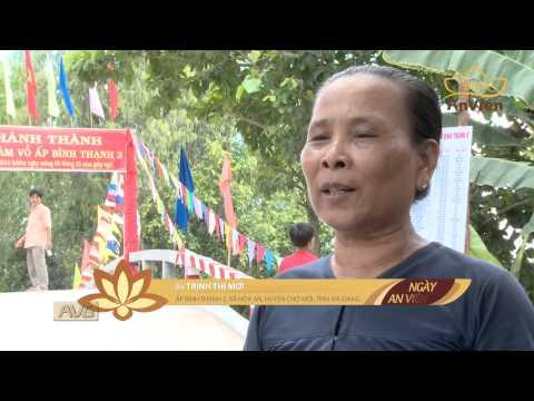 Quỹ Đạo Phật Ngày Nay hỗ trợ xây cầu tại An Giang: Cây cầu tình nghĩa