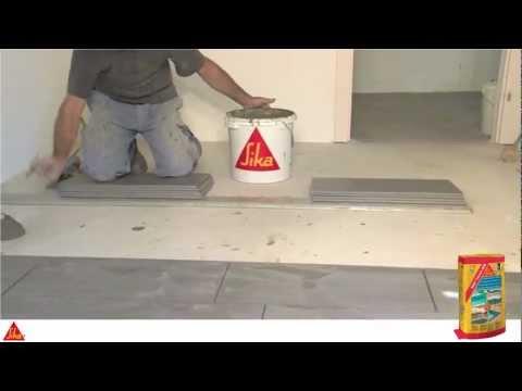 Sika - Klejenie płytek ceramicznych - Sika Ceram-209