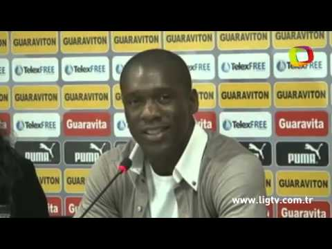 Clarence Seedorf set to take over as AC Milan manager