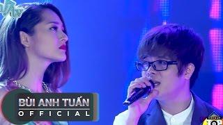 Con Tim Dại Khờ - Bùi Anh Tuấn ft. Bảo Anh | Live Vietnam Top Hits