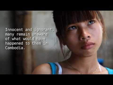 Nạn buôn bán phụ nữ Việt Nam
