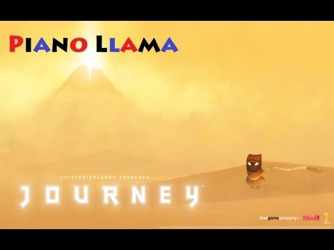 Nascence (Journey) - Piano Cover (Sheets) -Geek Week