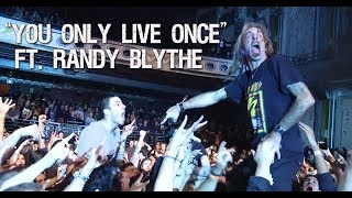 SUICIDE SILENCE - You Only Live Once (Ft. Randy Blythe)