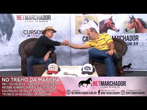 #41 - NO TRILHO DA MARCHA - 02/07/2018 - ROBERTO NAVES - MANGALARGA MARCHADOR