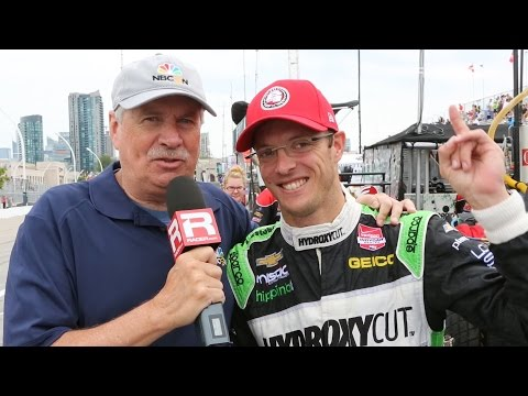 RACER: Sebastien Bourdais Toronto Race 1 Pole