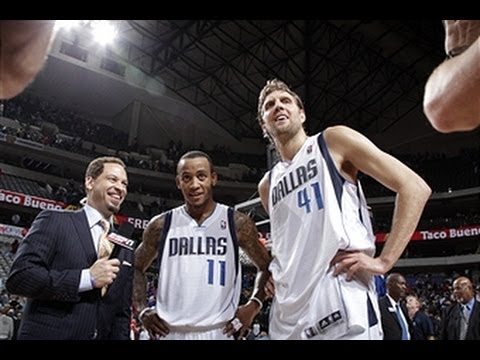 The Mavericks' Furious Comeback for the Win Over Houston