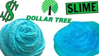 DOLLAR TREE SLIME CHALLENGE! How To Make Fluffy Slime, Floam Slime, Slime Without Borax! NO BORAX!