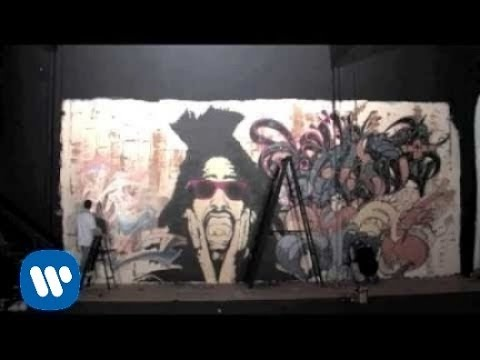 Murs - Can It Be [Time Lapse Mural] (Video)