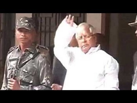 Judgement day for Lalu Prasad Yadav: Verdict in fodder scam case today