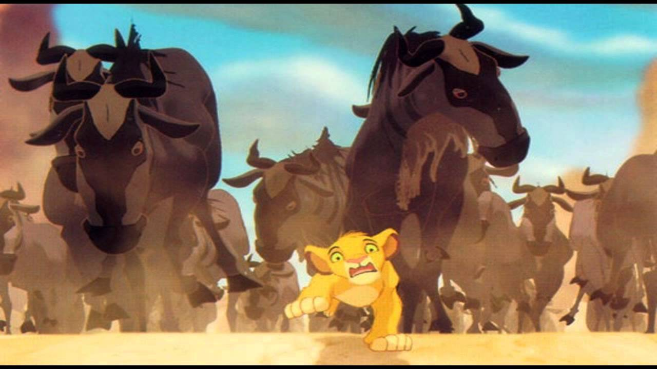 the runaround - lion king stampede remix