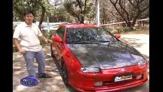 Auto Focus Customized Models 1997 Mazda Lantis