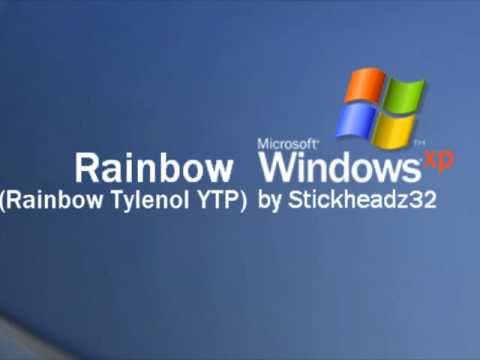 Rainbow Tylenol