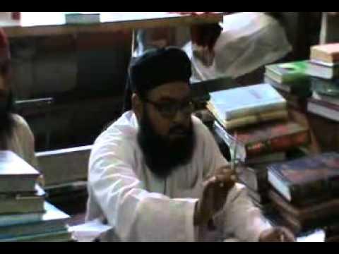 Mnazra Hiyat ul Nabi(s a a w) by Maulana Muhammad Nwaz Sahib (Faisalabadi)p 8