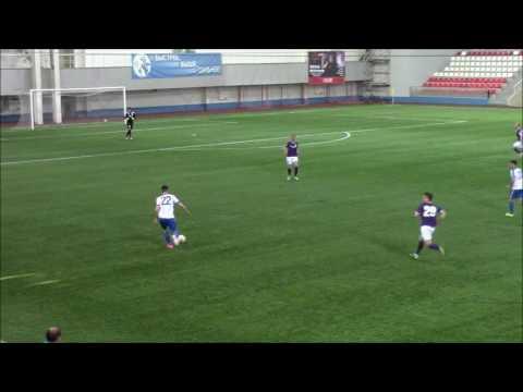 Алексей Мацюра, гол в ворота «Смены»