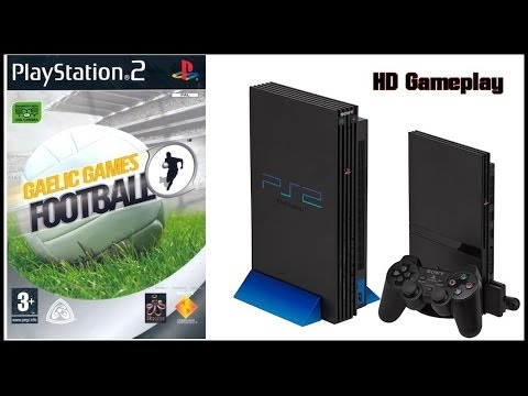 Gaelic Games Football (PS2)(2005) Meath V Armagh Gameplay (HD)