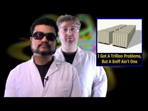 The Science Jerks News 17 - A Trillion Smells