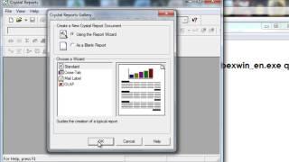 COMO HACER REPORTES DE UNA BASE DE DATOS DE MY SQL (CON