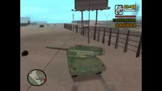 GTA Hrvatska Gameplay + Bjeg Od Vojske