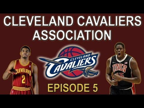 NBA 2k13 Association: Cleveland Cavaliers - Kyrie Irving Takes Over!