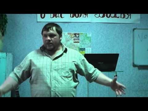 Сражение Иисуса...проповедует Алексей Радчук