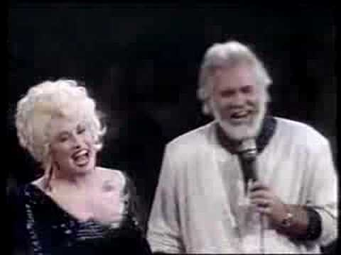 We Got Tonight -  Dolly Parton & Kenny Rogers live 1985