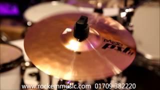 "Paiste PST8 Reflector 10/"" Thin Splash Cymbal"