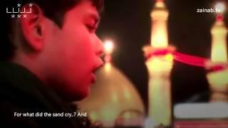 Salaam Be Upon the Pure of the Pure - al-Imam al-Husain (as)