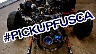 Projeto PickUp Fusca Parte.2