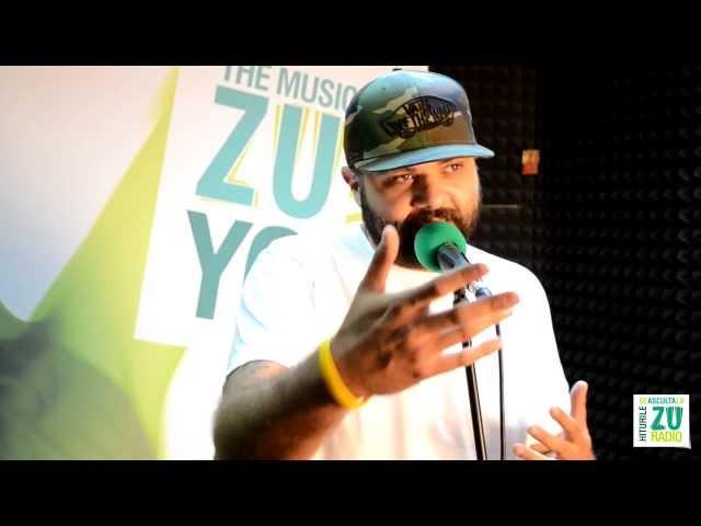 Grasu XXL - Fara filtru (Maria Ioana) (Live la Radio ZU)