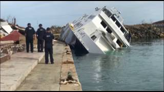 Coast Guard crews based in U.S. Virgin Islands recover from Hurricane Irma
