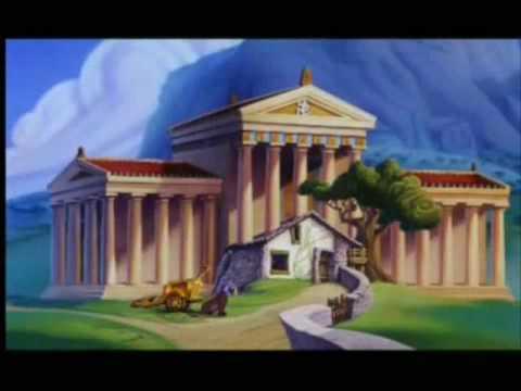 Disney Hercules sang er på Dansk
