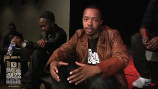 Hypnotic Brass Ensemble (2/2) - Interview 2009