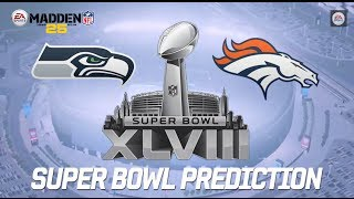 Super Bowl Predictions: Seahawks Vs. Broncos In 2014 Super