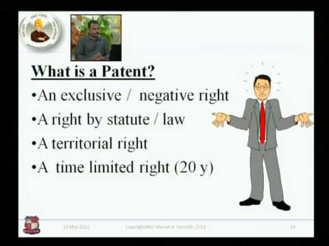 GIC IPR Series(Part-1) : Overview of IPR for Engineering Students of Innovation Sankuls