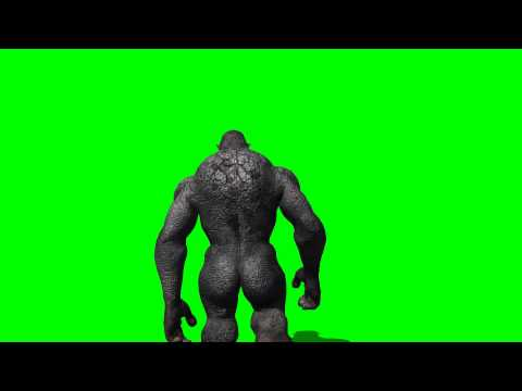 Troll walk - green screen effects -P74gvqNIMaE