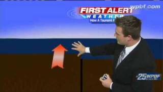 First Alert Weather: Earthquake, Tsunami Explained