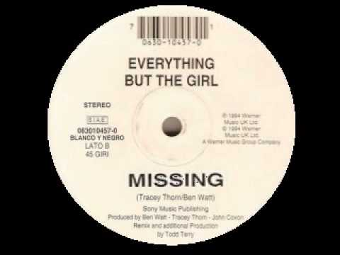 Everything But The Girl - Missing [Lite Mix]