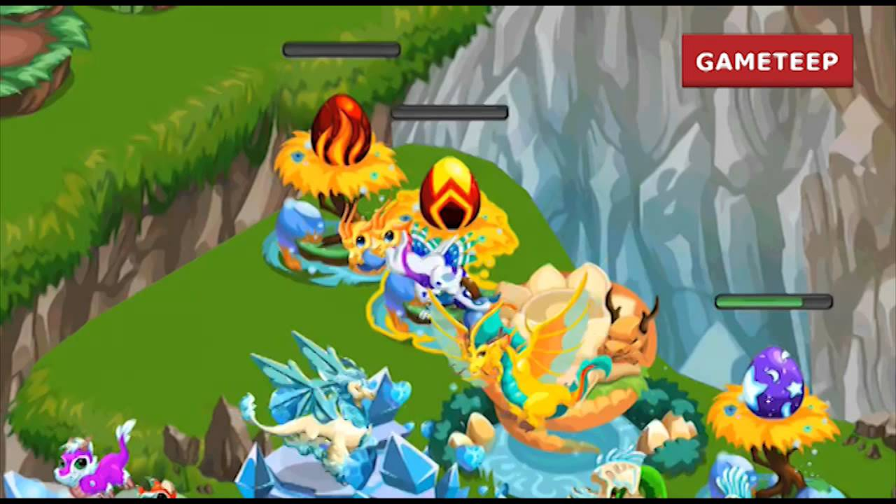 how to breed dragon story dragons
