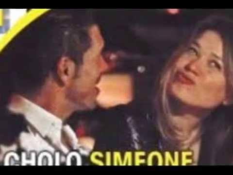 Carla Pereira, la nueva novia de El Cholo Simeone 'Diego Pablo', su novio entonces?