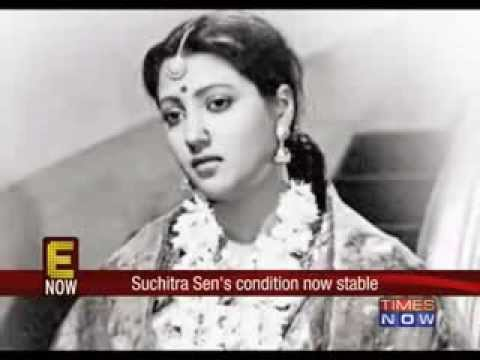 Suchitra Sen's condition now stable
