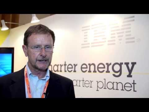 Interview with Jeff Lee, Energy & Utilities, Growth Markets Leader, IBM