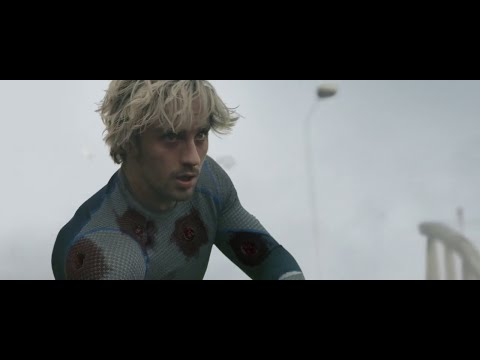 Avengers: Age of Ultron | Quicksilver's Death