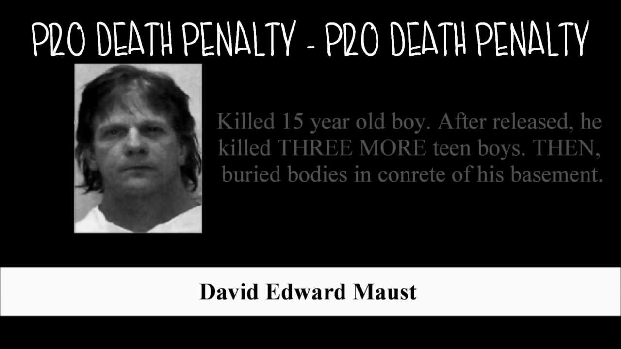 Introduction pro death penalty essay